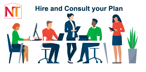 Hire Our IT Consultant For Planning - NetsTech