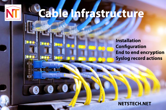 Cable Infrastructure - NetsTech